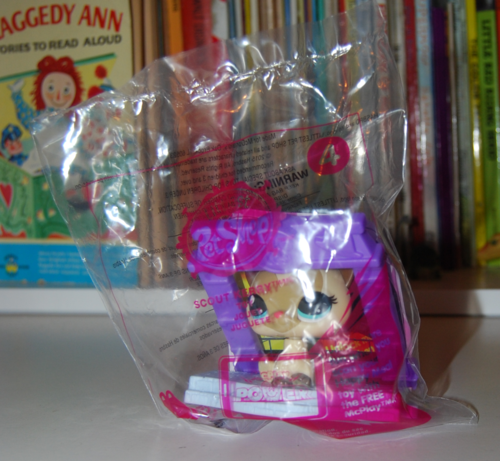 Littlest pet shop happy meal 7