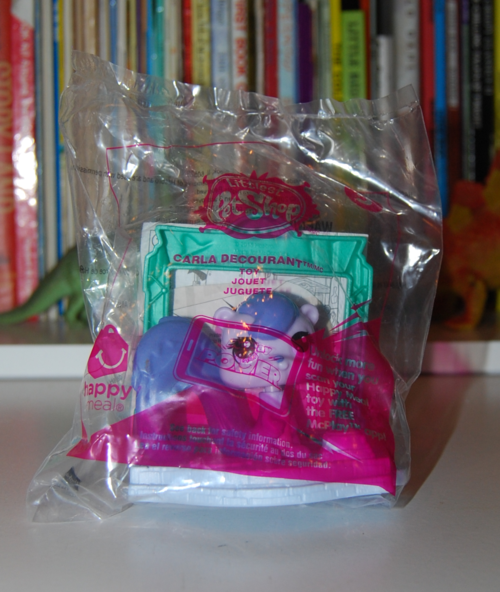 Littlest pet shop happy meal 8