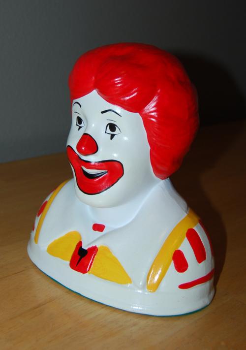 Ronald mcdonald bank 2