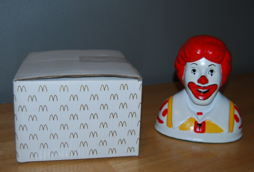 Ronald mcdonald bank