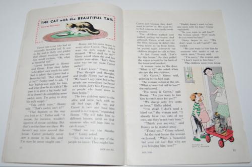 Jack & jill july 1954 2