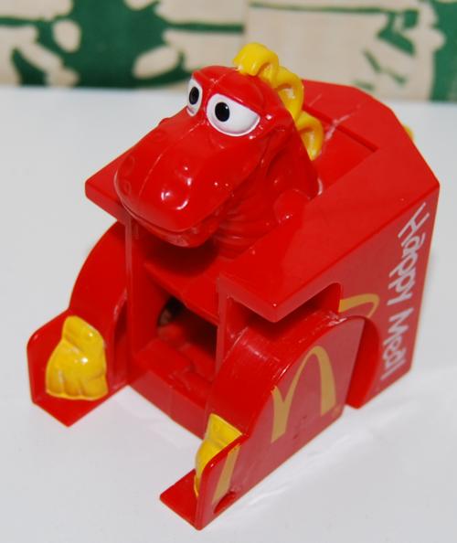 Mcdonalds dino toys 6