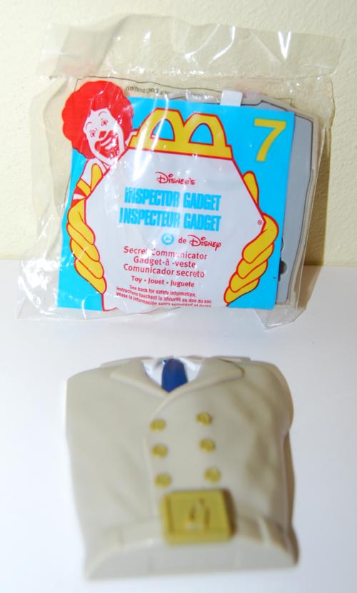Mcd inspector gadget toy 6