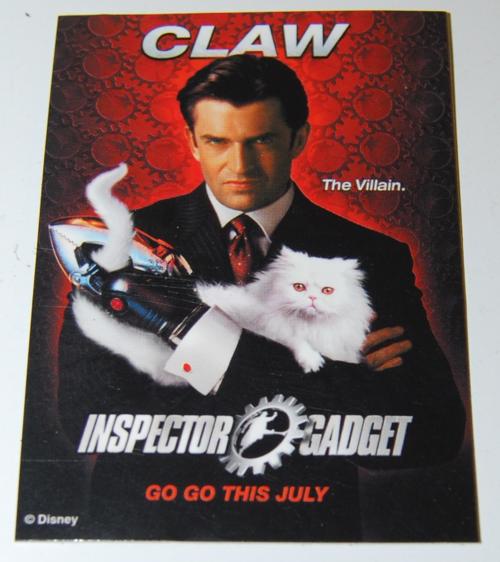 Mcd inspector gadget toy 8
