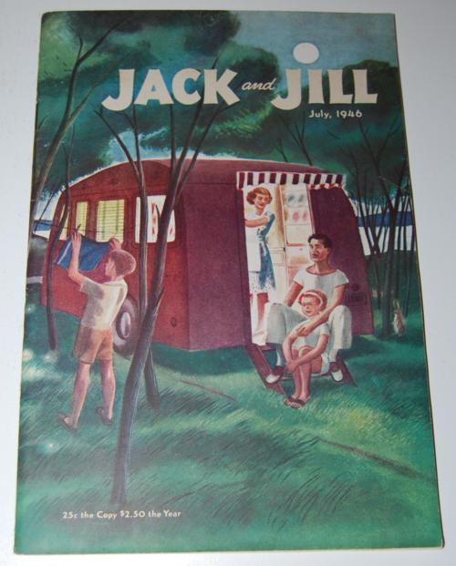 Jack & jill july 1946