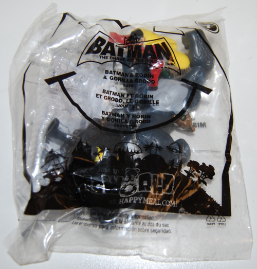 Mcd batman toy 5