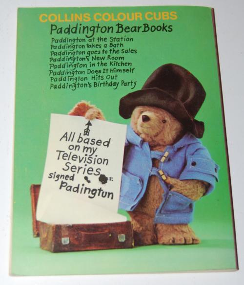 Paddington goes to the sales x