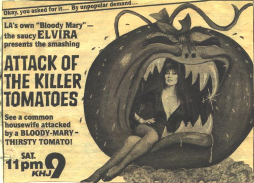 Elvira movie macabre