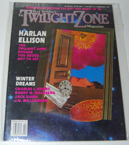 Twilight zone magazine 1982 2