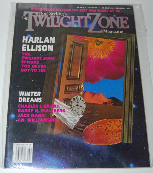 Twilight zone magazine 1982 2