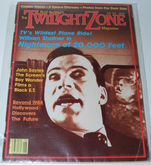 Twilight zone magazine 1982 10