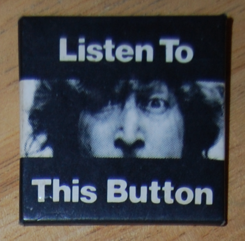Listen to this button john lennon