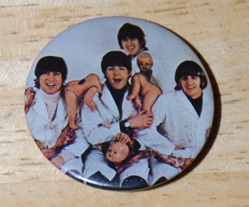 Beatles buttons 5