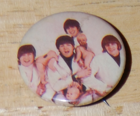 Beatles buttons 6