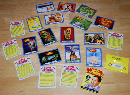 Super awesome cards