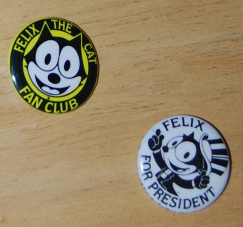 Buttons & pins 10