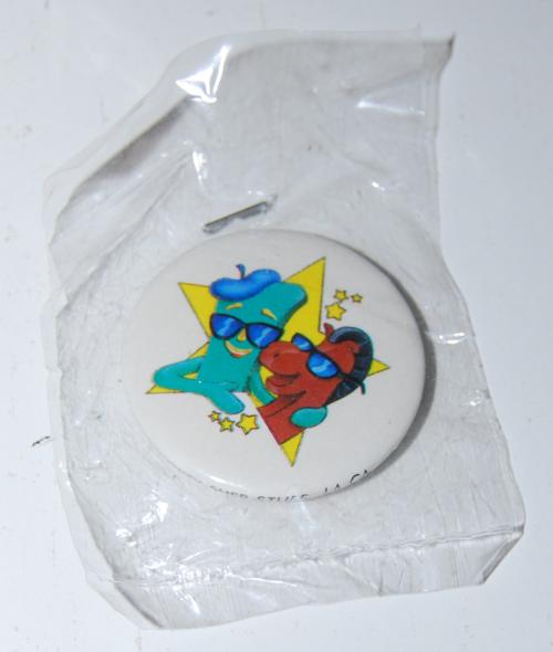 Gumby & pokey button