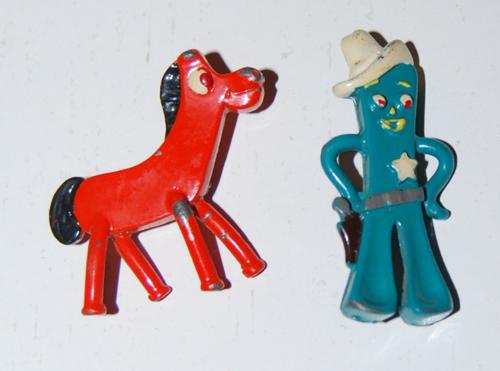 Gumby& pokey pins