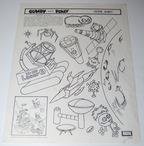 Gumby drawing desk lakeside 7