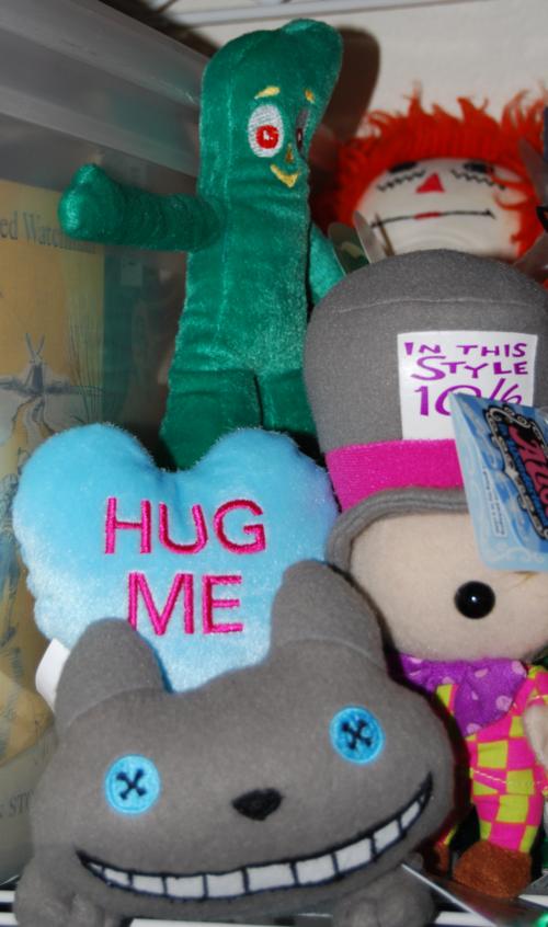 Gumby plush toys x