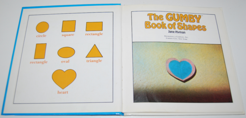 The gumby book of shapes 1