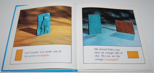 The gumby book of shapes 3