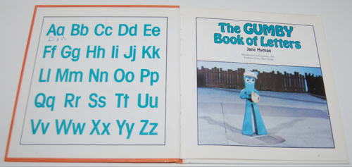 The gumby book of letters 1