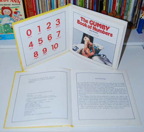 The gumby book of numbers x