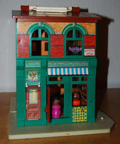 Fisher price sesame street 4