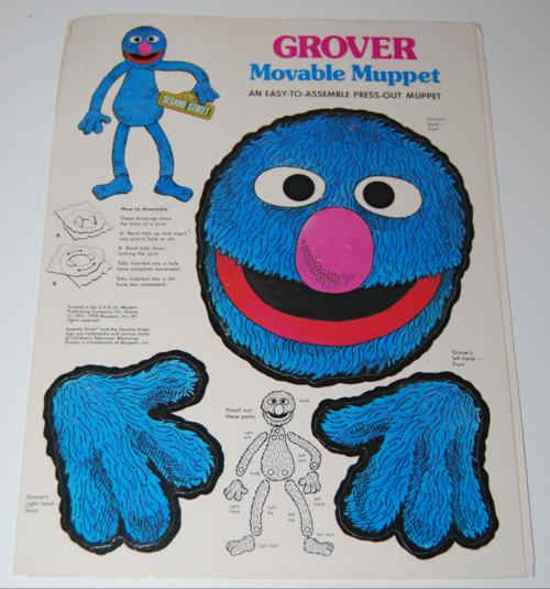 Vintage Grover 61
