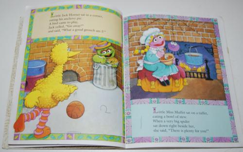 Sesame street mother goose stories lgb 3