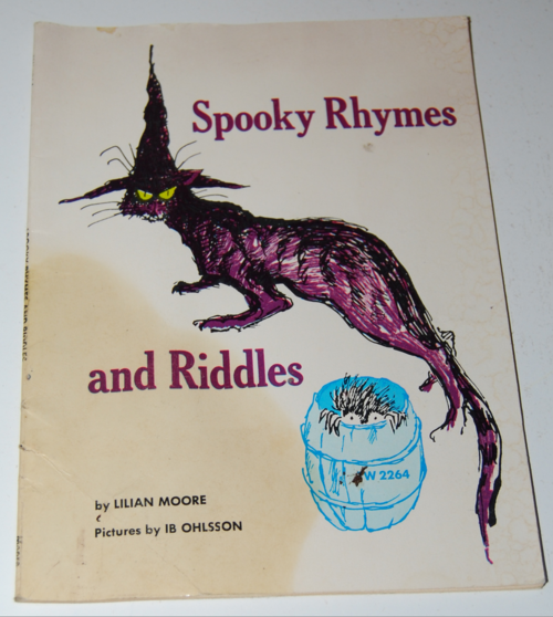 Spooky rhymes & riddles extra