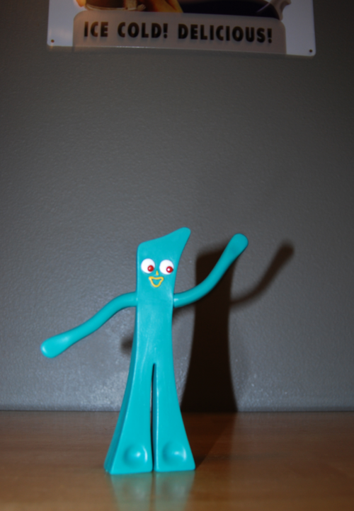60th anniversary gumby bendy 2