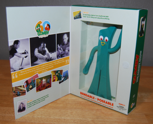 Gumby remastered dvds 2