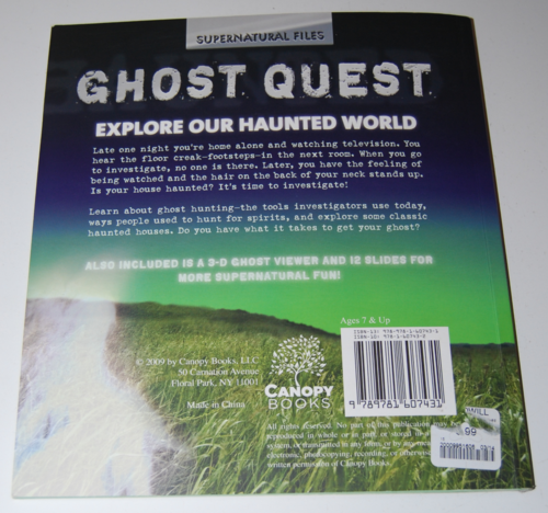 Ghost quest x