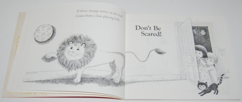 The don't be scared book 3