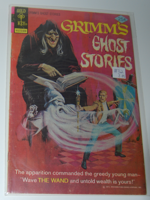 Grimm's ghost stories comic 3