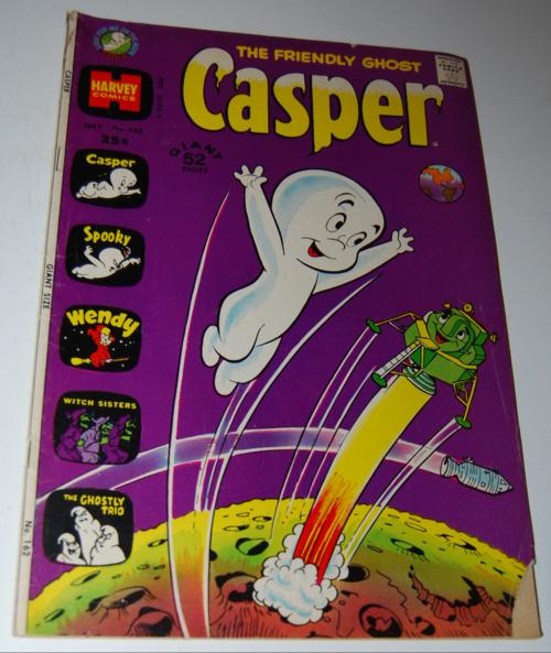 Casper comics 3
