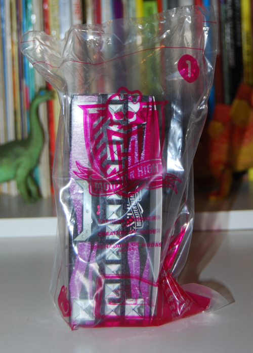 Monster high happy meal toys 2015 1