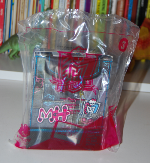 Monster high happy meal toys 2015 3