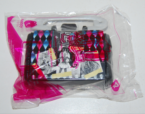 Monster high happy meal toy 4