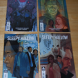 Sleepy hollow comics