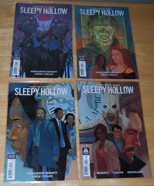 Sleepy hollow comics