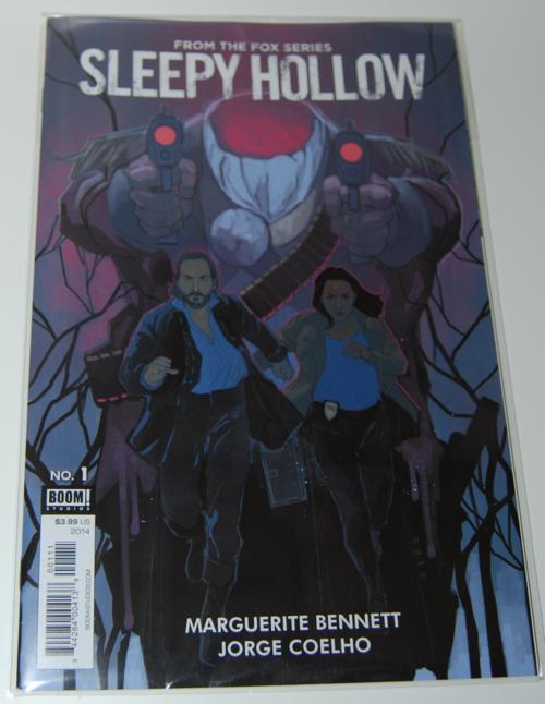 Sleepy hollow comic 1