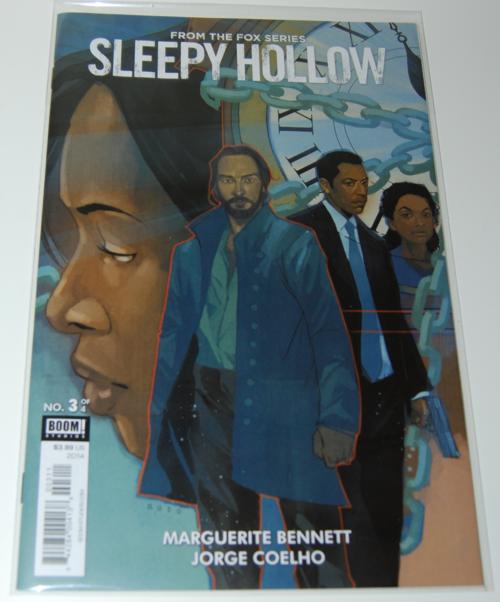 Sleepy hollow comic 3
