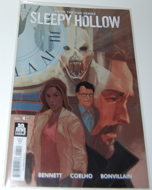 Sleepy hollow comic 4