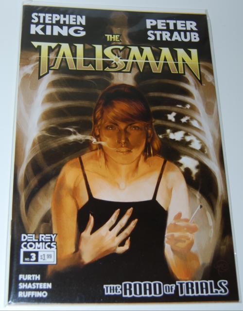 Stephen king comic the talisman