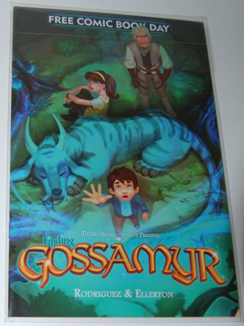 Gossamyr comic