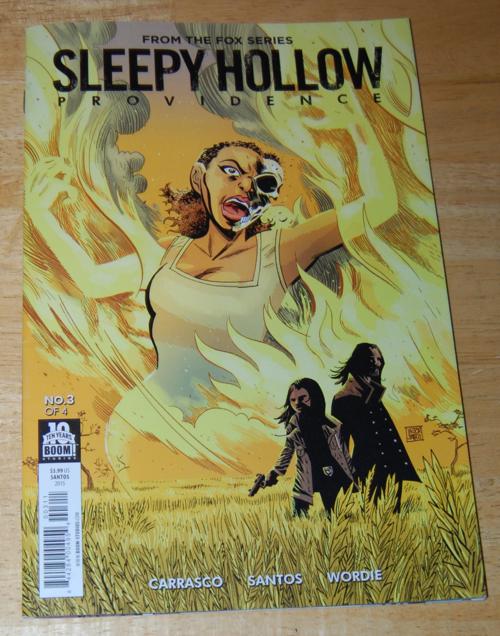 Sleepy hollow comics providence 3