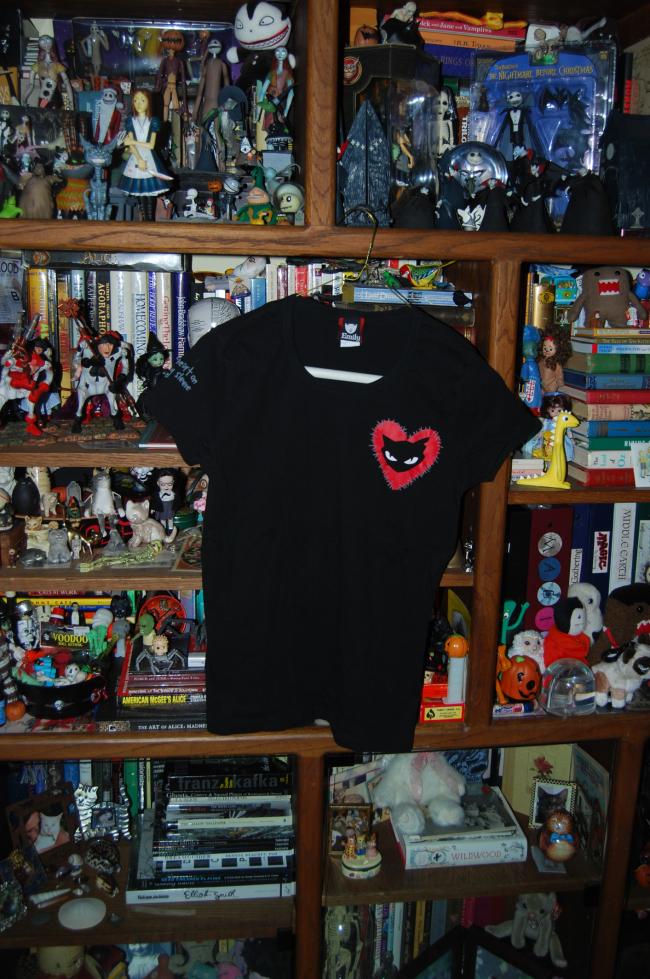13 days of emily strange ~ t-shirts